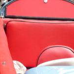 Roter Innenraum